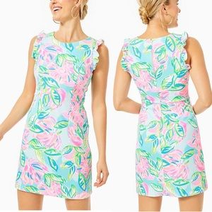 Lilly Pulitzer Carmelisa Totally Blossom dress